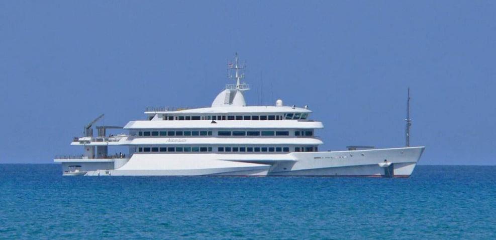 Asean Lady Superyacht