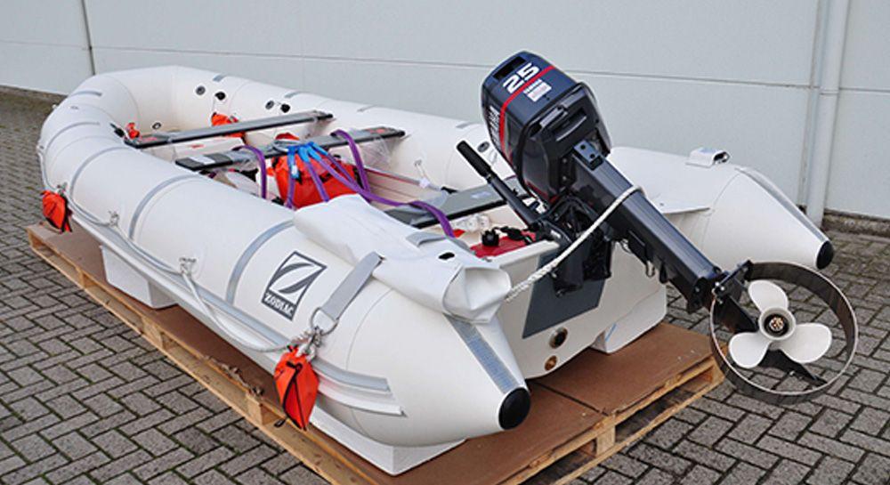 Zodiac Superyacht Rescue Tender