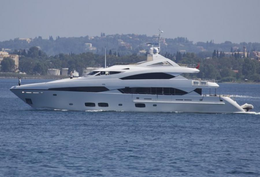 Superyacht Lucien