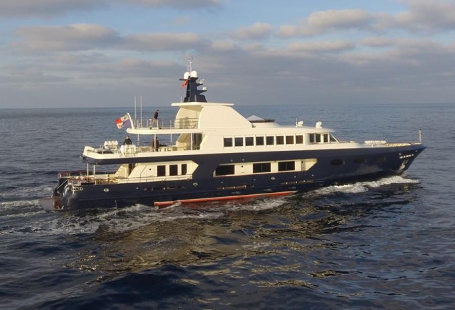 Superyacht Saint Nicholas 41.7m