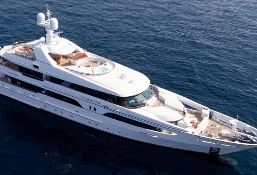 Superyacht Vibrance 49.1 m