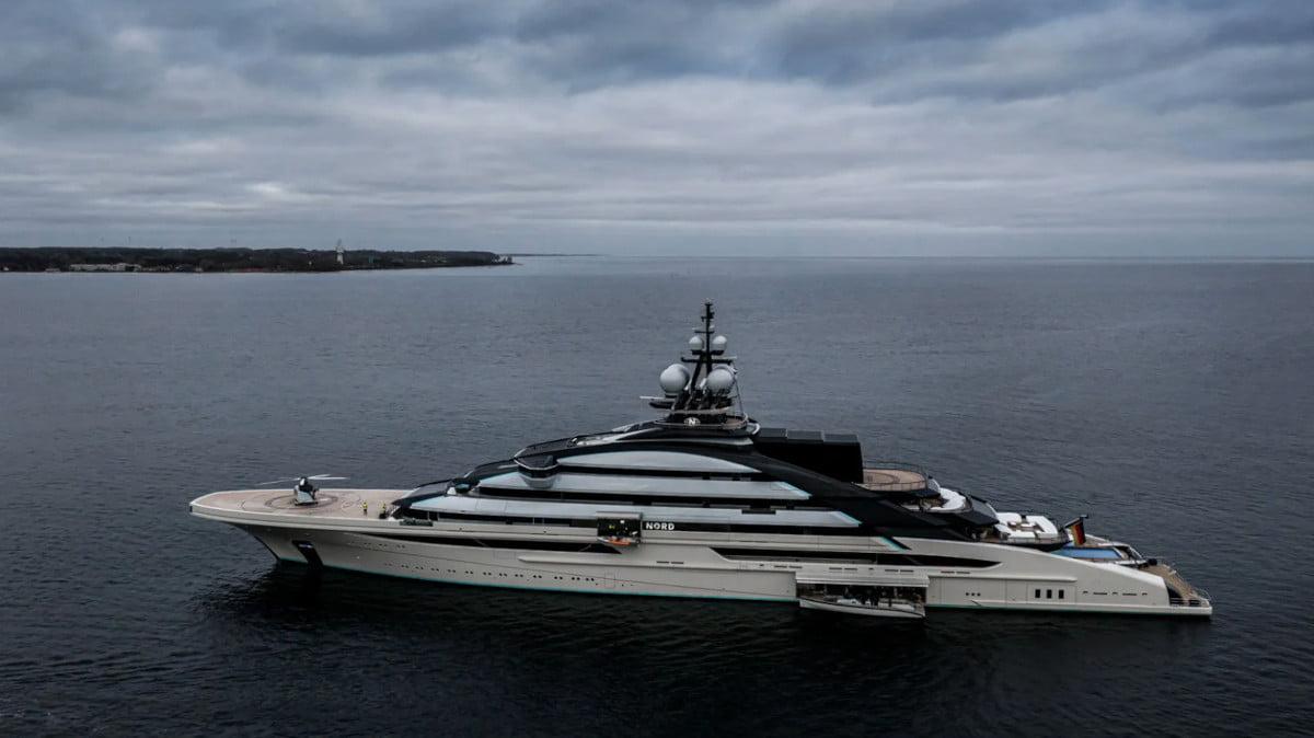 Superyacht Nord by Lurssen