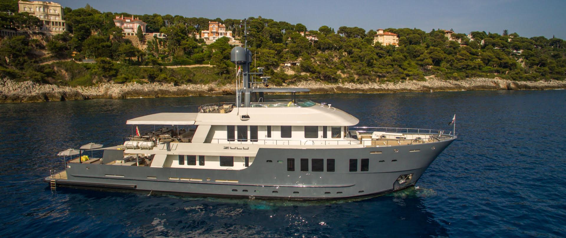 Superyacht Zulu by Inace Yachts