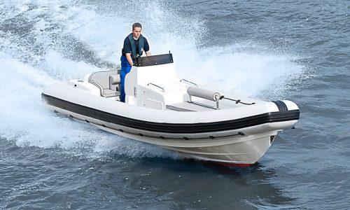 Fassmer RIR 625 Y Rescue Boat