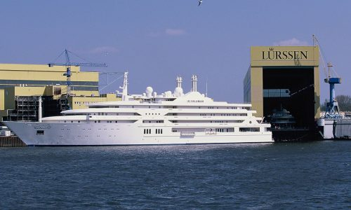 Superyacht Al Salamah