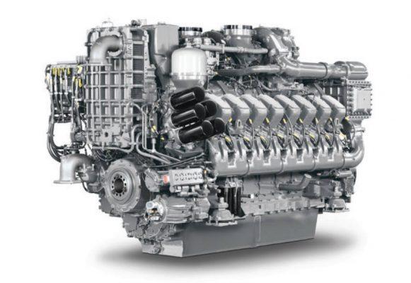 MTU - 16V 4000 M23S