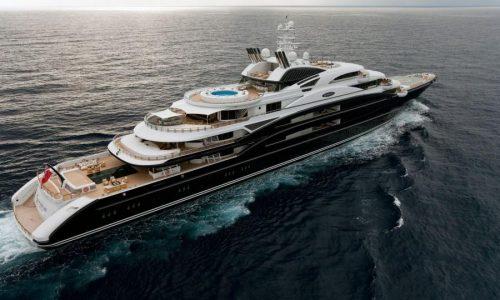 Serene Fincantieri Yachts 2011