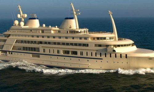 Superyacht Al Said by Lurssen