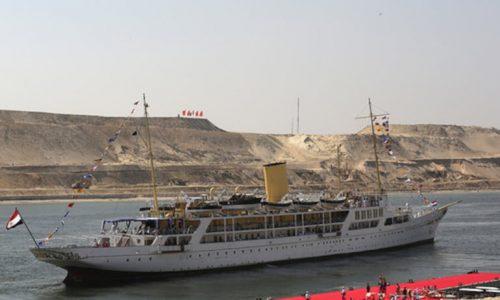Yacht El Mahrousa